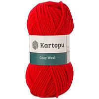 Cozy Wool 75% Акрил 25% Шерсть K150