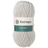 Cozy Wool 75% Акрил 25% Шерсть K920