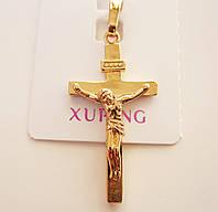 Крест с распятием классический