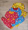 Пижама для девочки (Хлопок) разные цвета и рисунки