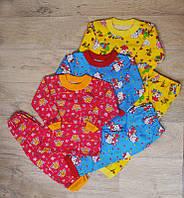 Пижама для девочки (Хлопок) разные цвета и рисунки, фото 1