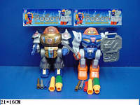 Конструктор роботы, 2 вида 21*16 см