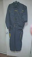 Костюм рабочий ИТР (куртка, полукомбинезон)
