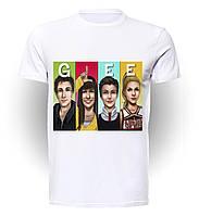 Футболка GeekLand Лузеры Glee Four art G.01.002