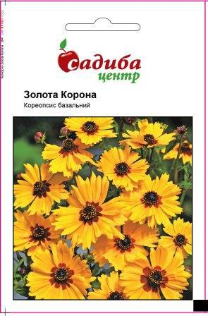 Семена Кореопсис Золотая Корона 0,2г СЦ