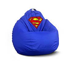 "Кресло мешок груша ""Супермен"""