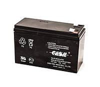 Аккумулятор Casil 12V9Ah для бесперебойников UPS и детского электротранспорта.