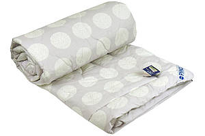 """Демисезонное шерстяное одеяло """"Комфорт"""", двуспальное."""