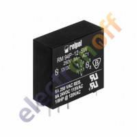 Реле RM94-1012-35-S006, 6VDC, DPDT, 8A/250VAC (RELPOL)
