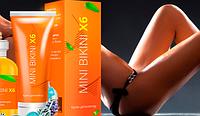 Комплекса MINI BIKINI X6,Mini Bikini X6 - Комплекс для депиляции - Крем и Спрей (Мини Бикини)
