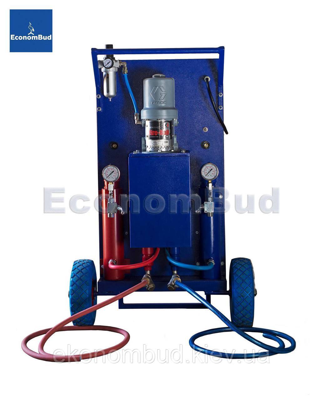 Акция! Оборудование для напыления пенополиуретана S5000 по цене 2019 года