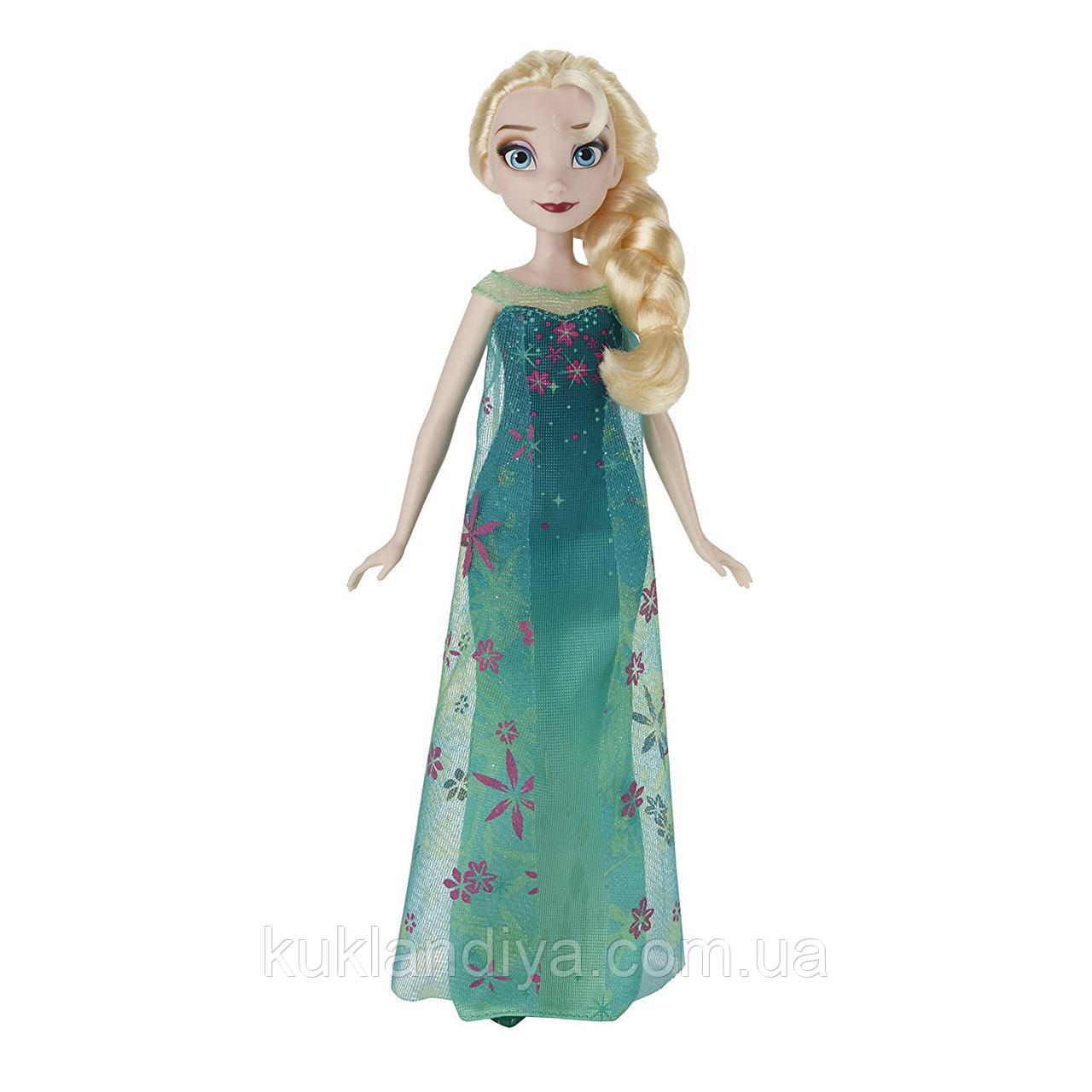 Лялька Ельза Холодне серце Дісней Хасбро