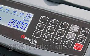 Счетчик банкнот Cassida 5550 UV/MG, фото 2