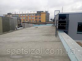 Капитальная реконструкция кровли Парфюмерной фабрики #Парфюмеръ