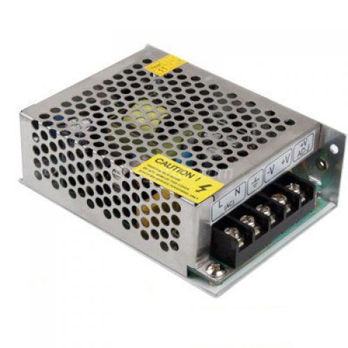 С защитным корпусом блок питания адаптер 12V 5A S-60-12 Metall. Хорошее качество. Доступная цена. Код: КГ3285