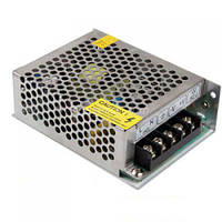 С защитным корпусом блок питания адаптер 12V 5A S-60-12 Metall. Хорошее качество. Доступная цена. Код: КГ3285, фото 1