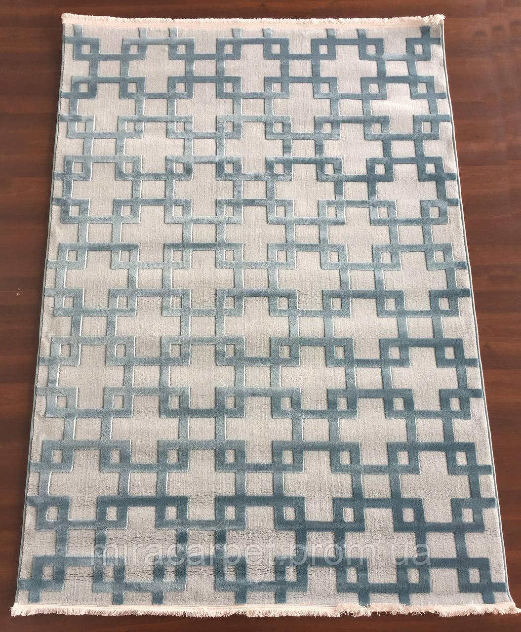 Прямоугольный рельефный ковер ( ТУРЦИЯ)