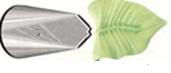 """Насадка для кондитерcкого мешка """"Листик"""" 18 мм ATECO"""
