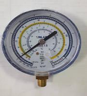 Манометр Value 80 мм низкого давления