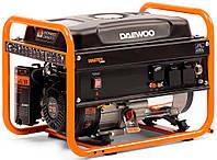 Генератор бензиновый DAEWOO GDA 3800E (2.9 кВт)