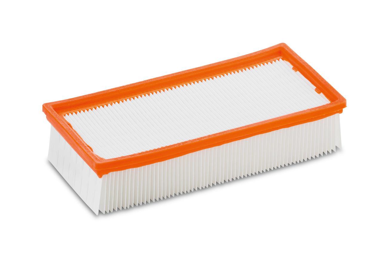 Плоский фильтр для замены до пылесосов NT 25/1, 360-361, 35/1, 45/1, 55/1