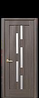 "Межкомнатные двери ""Лаура"" со стеклом сатин, фото 1"