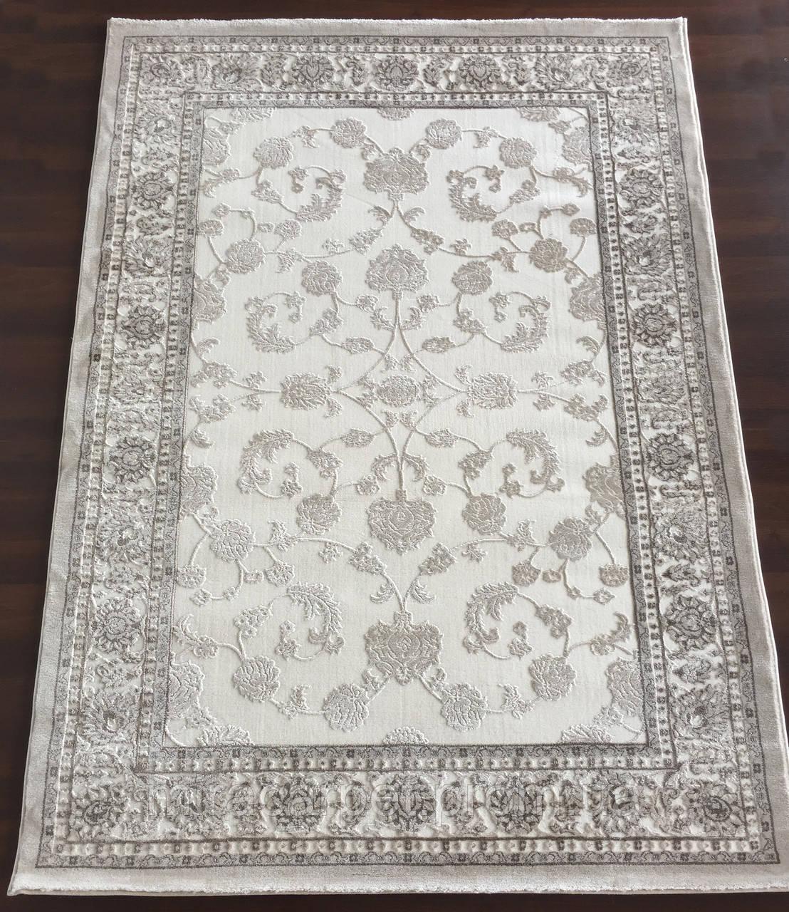 Современный серый ковер для дома