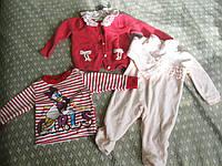 Набор вещей для девочки
