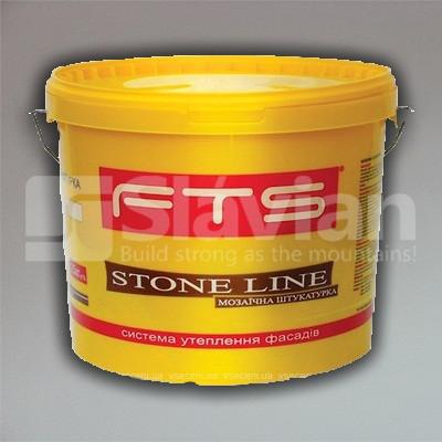 Мозаичная штукарутка FTS «STONE LINE DECOR», 25 кг