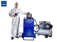 Оборудование для нанесения и заливки пенополиуретана ППУ и полимочевины S10000