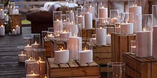 Свечи насыпные