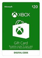Xbox Live 20$