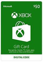 Xbox Live 50$