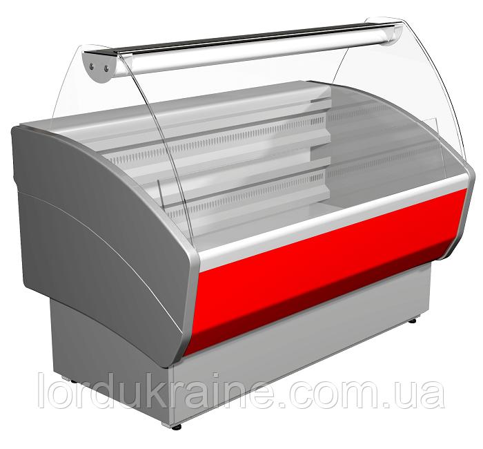 Холодильная витрина Полюс ВХСр-1,5 Полюс ЭКО (-5...+5)