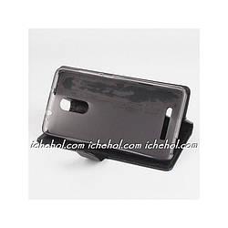 Чехол книжка  для Xiaomi Redmi Note 3 black