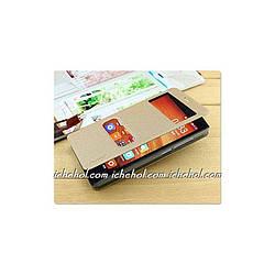 Чехол книжка для Xiaomi Redmi Note 3 gold
