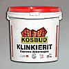 Декоративная штукатурка KOSBUD «KLINKIERIT», 25 кг