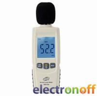 Измеритель уровня шума Benetech GM1352