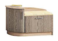 Тумба для обуви с мягким сиденьем Европейская Д-4791 630х1020х380мм    Комфорт