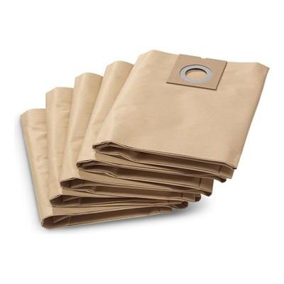 Фильтр-мешки NT 38/1 бумажные 5 шт в упак