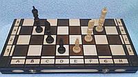Шахматы деревянные резные размер 57*57