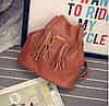 Компактная мини сумка мешок JinPinPJ, фото 6