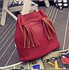 Компактная мини сумка мешок JinPinPJ, фото 3