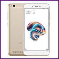 Смартфон Xiaomi redmi 5a 2/16 GB (GOLD). Гарантия в Украине!