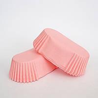 Капсула для эклеров (розовая), 40 шт.