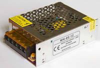 Блок питания для для светодиодной ленты 12В 80Вт негерметич.