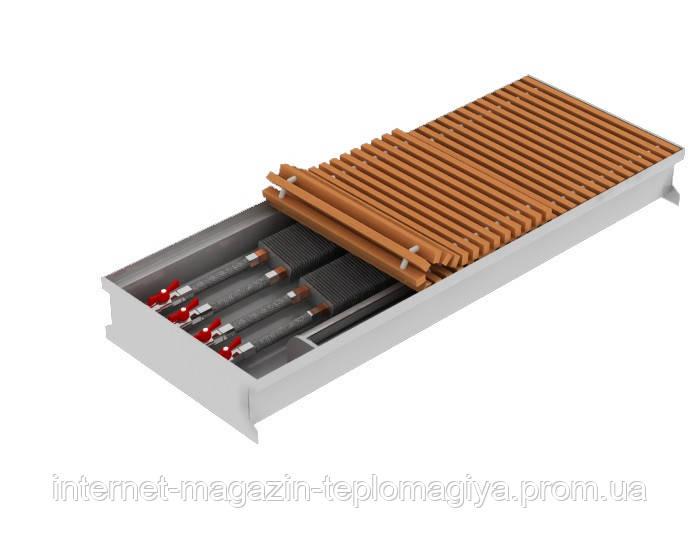Внутрипольные конвекторы повышенной мощности FCFА Plus