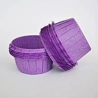 Капсула плотная для кексов (фиолетовая) №88 (25 шт.)