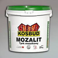 Мозаичная штукатурка KOSBUD «MOZALIT EX», 25кг