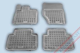Коврики резиновые в салон Audi Q7 2005-2014 Rezaw-Plast 200307/S